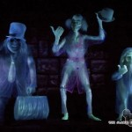 New ghosts at Haunted Mansion seriously mess with you at end of revamped Haunted Mansion Ride.
