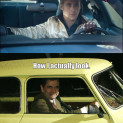 Driving Fantasy